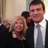 Hommage à Richard Prasquier le 2 Octobre 2013