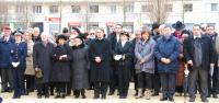 69ème anniversaire de la libération du Camp d'Auschwitz