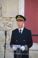 Hommage aux déportés de Fort Barraux 9 Septembre 2012