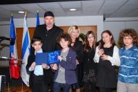 Prix du CRIF 2012 décerné à Guillaume Ribot