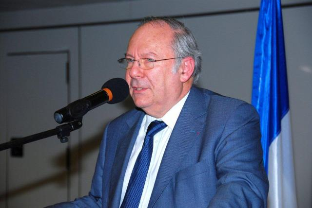Richard Prasquier Président National du CRIF