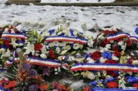 20190124et27 Commémoration de la libération du camp d'Auschwitz-Birkenau