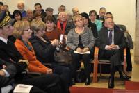 20160128 71ème anniversaire de la libération du camp d'Auschwitz , Cérémonie synagogue Rachi