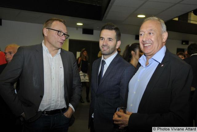 Diner du Crif Grenoble Dauphiné 2017