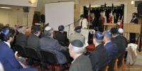 20180125 synagogue Rachi Commémoration de la libération du camp d'Auschwitz-Birkenau
