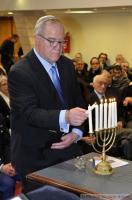 Synagogue Rachi 70ème anniversaire de la Libération du camp d'Auschwitz