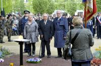 20150426 Commemoration au monument aux morts