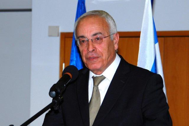 Yossi Gal Ambassadeur d'Israel Invité d'honneur